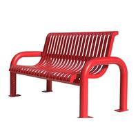 2017 new park bench/garden bench for sale