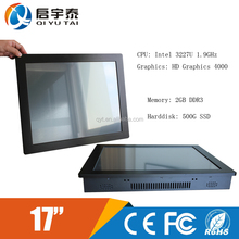 26 32 42 55 65 inch newest style wall mounted lcd industrial touch screen panel pc