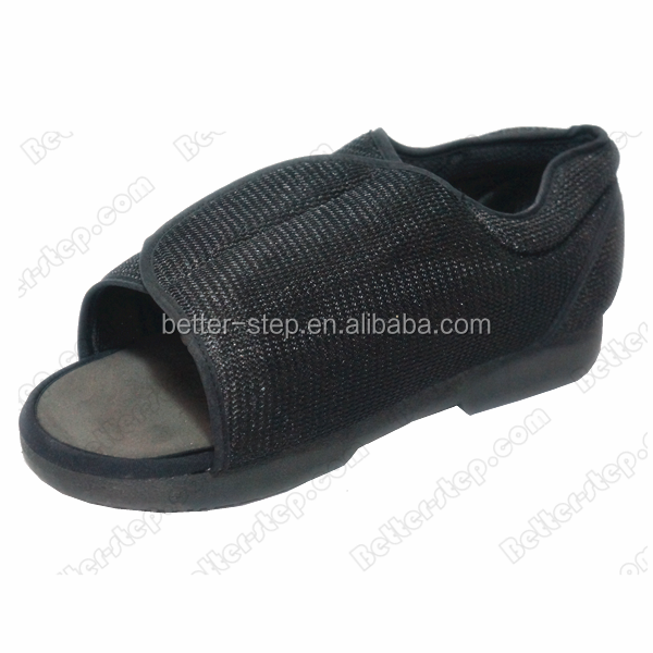 Hook and loop Medical Softee Post operative shoe Made In China