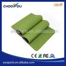 TPE Yoga Mat with Carrying Strap
