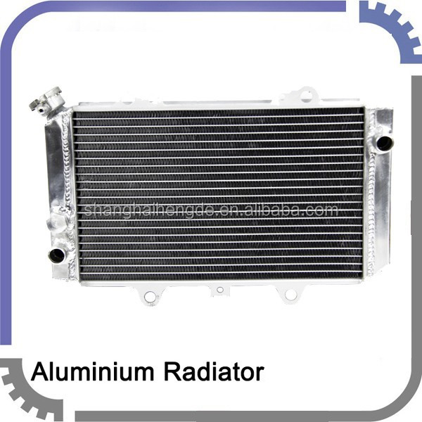 HOT Selling for YAMAHA Grizzly 660 4x4 2002 ATV radiator