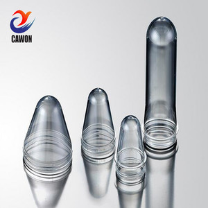 Pet Machine Injection Water Bottle Preforms