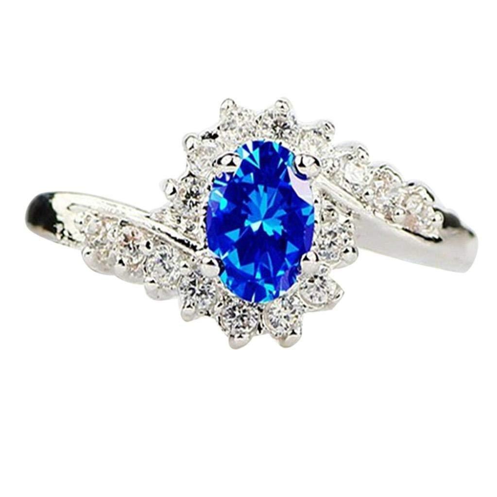 Get Quotations · Clearancevintagediamondengagement 1 Pack Women Wedding Ring Set Girl Female Simple: Bridal Wedding Ring Sets Clearance At Websimilar.org