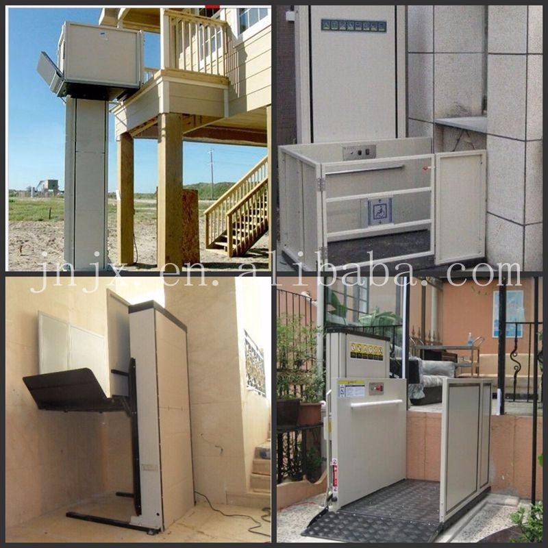 A Floor Elevator Small Elevator Indoor Man Lift Buy