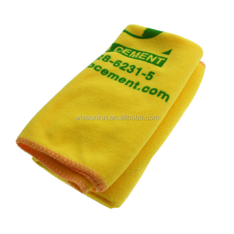 logo picture print custom make bright coloured bath towel