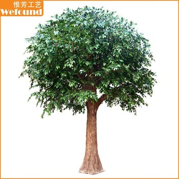 ficus tree plastic treegarden decoration plastic trees - Ficus Trees