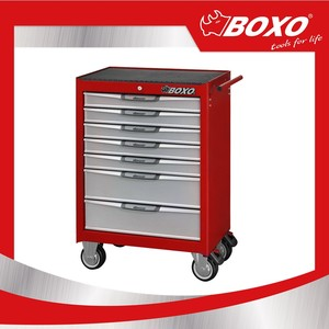 BOXO MIT7081 Fashion Design Heavy Duty Metal Tool Box Roller Cabinet