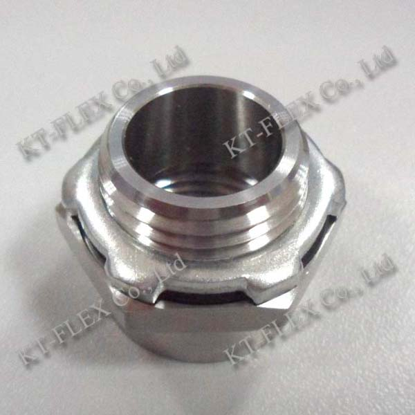 Electrical conduit fitting stainless steel npt thread
