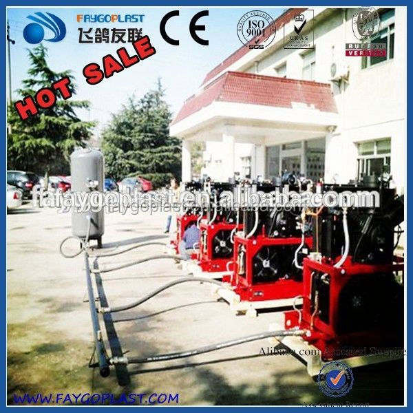 High pressure piston air compressor 30bar natural 12v dc air conditioner compressor