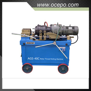favorable price roll forming screw machine for rebar