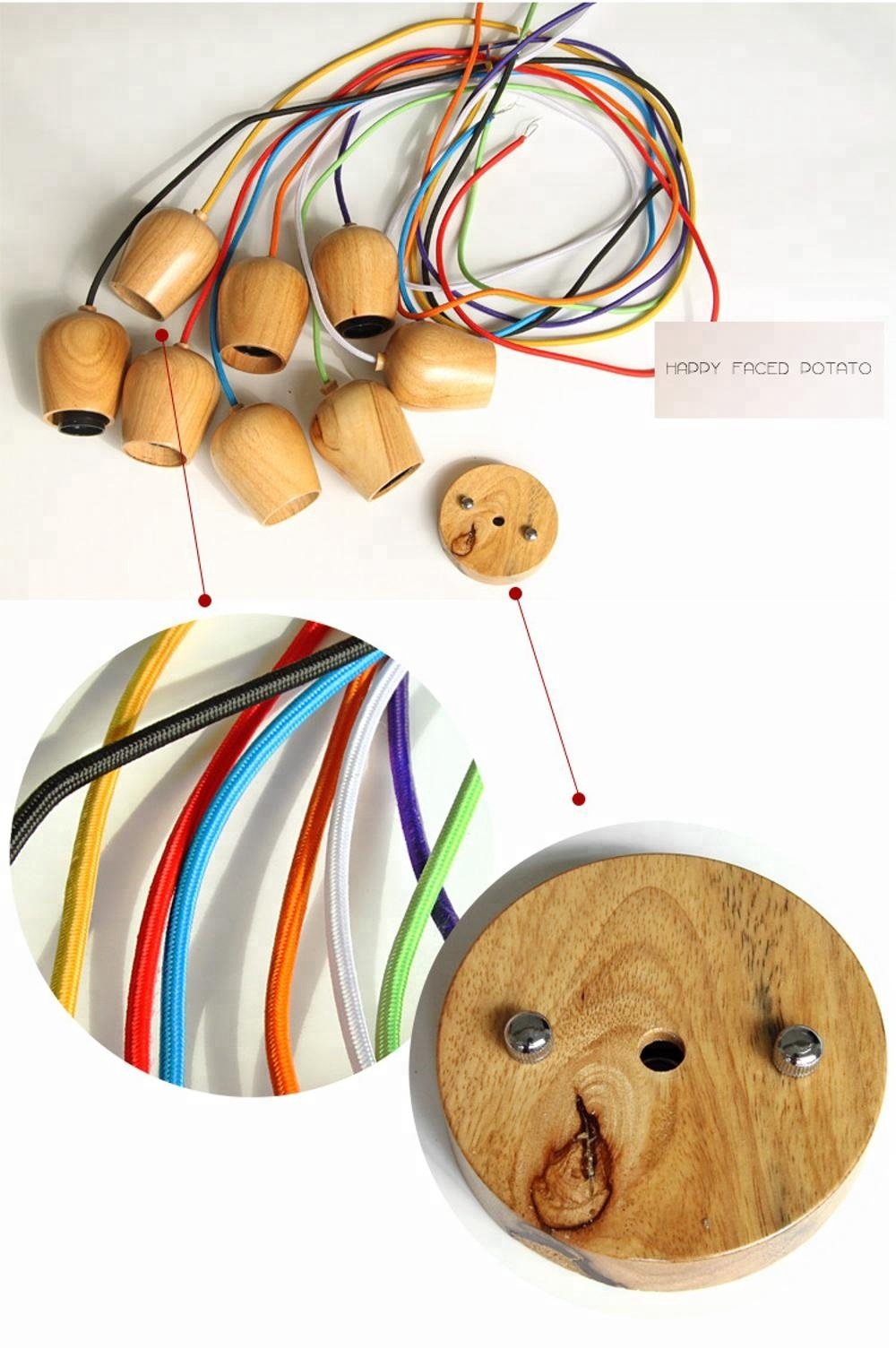China Wooden Lamp Holder Manufacturers And Wiring A Suppliers On