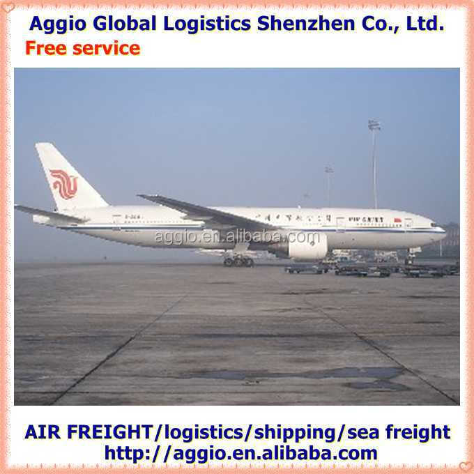cheap air freight from china to Spain shipping to iraq by express from china