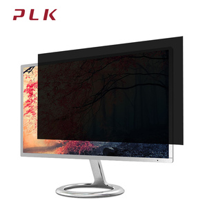 Pulikin Multi- feature anti glare black computer privacy filter for desktop Computer 27""