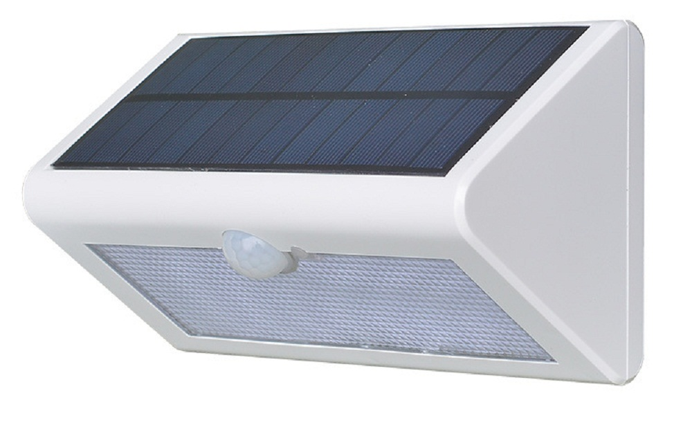 New 24 Led Motion Sensor Security Solar Garden Light For Outdoor ...