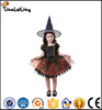 Halloween witch costume Net yarn performance Costume cosplay