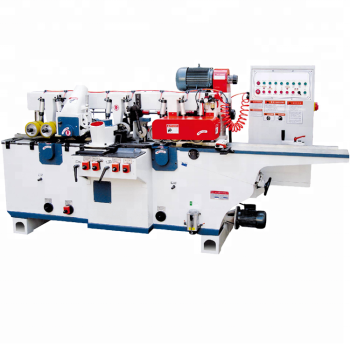 MB5023ER High Quality 5~20m/min Feed Speed Four Side Moulder Machine for Woodworking Made in China(29.45kw)