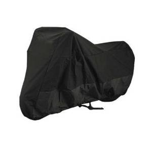 Black Motorcycle Cover For Royal Enfield Bullet Machismo Cover L