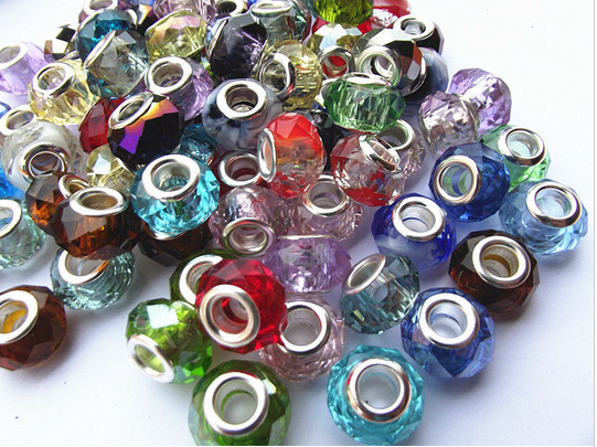 2019 Wholesale 14mm Glass Murano Round Beads