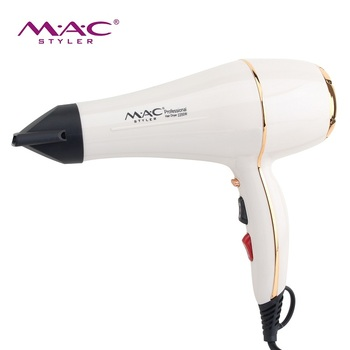 2019 New Design Fashion 2200W Professional Salon ionic Style Electric Hair Blow Dryer