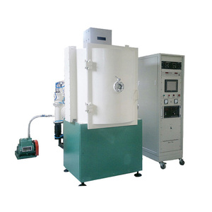 Hongfeng VAC Vacuum Sputter Coating Installation For Plastic Or Glass