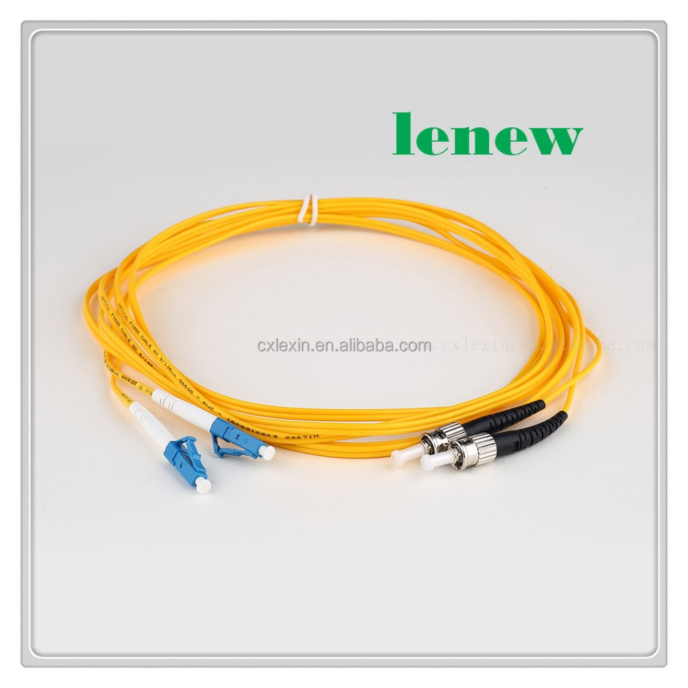2017 year the newest design type outdoor fiber optic patch cord jumper cable