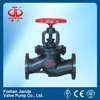 ductile iron butt welded end globe valve with great price