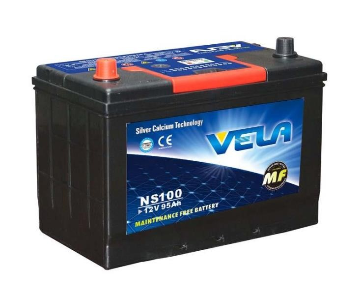 Car battery ns100 heavy duty truck batteries battery price