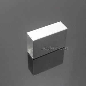Everest Top Quality Extrusion Aluminum Project Housing /aluminum extruded boxes