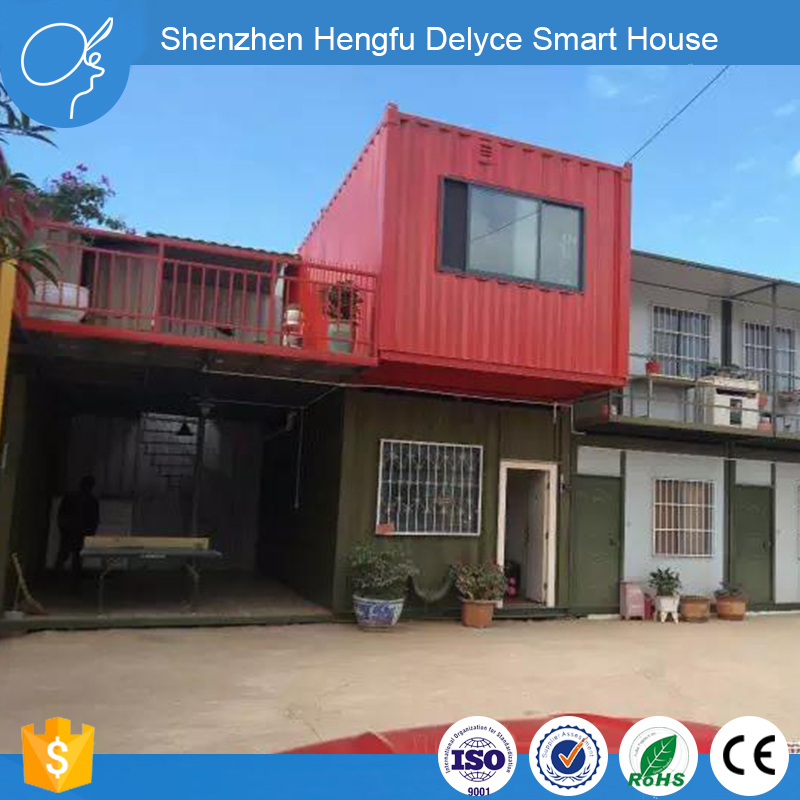 Professional Production Camp Storage Container Homes
