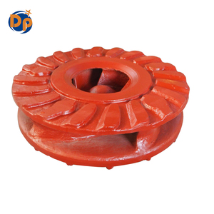 China Vertical Slurry Sump Centrifugal Pump Impeller