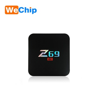 New Style Usb Camera 4k Android 6 0 Ott Box Ram 2gb Rom 8gb For Android Tv  Box Z69 - Buy Smart Tv Box,Android 6 0 Tv Box,4k Android Ott Box Product on
