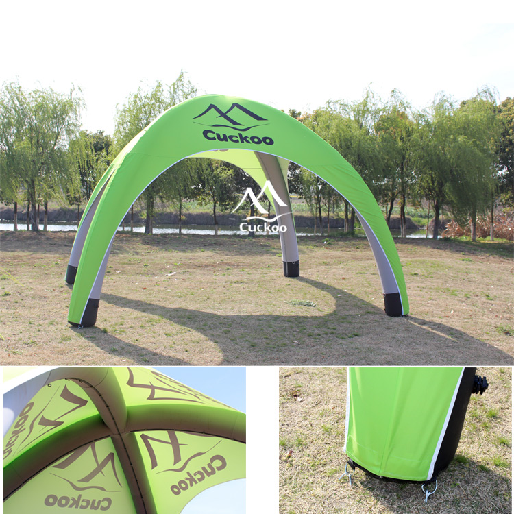 Custom Waterproof geodesic large display tent with fast inflatable poles  sc 1 st  Alibaba & Custom Waterproof Geodesic Large Display Tent With Fast Inflatable ...