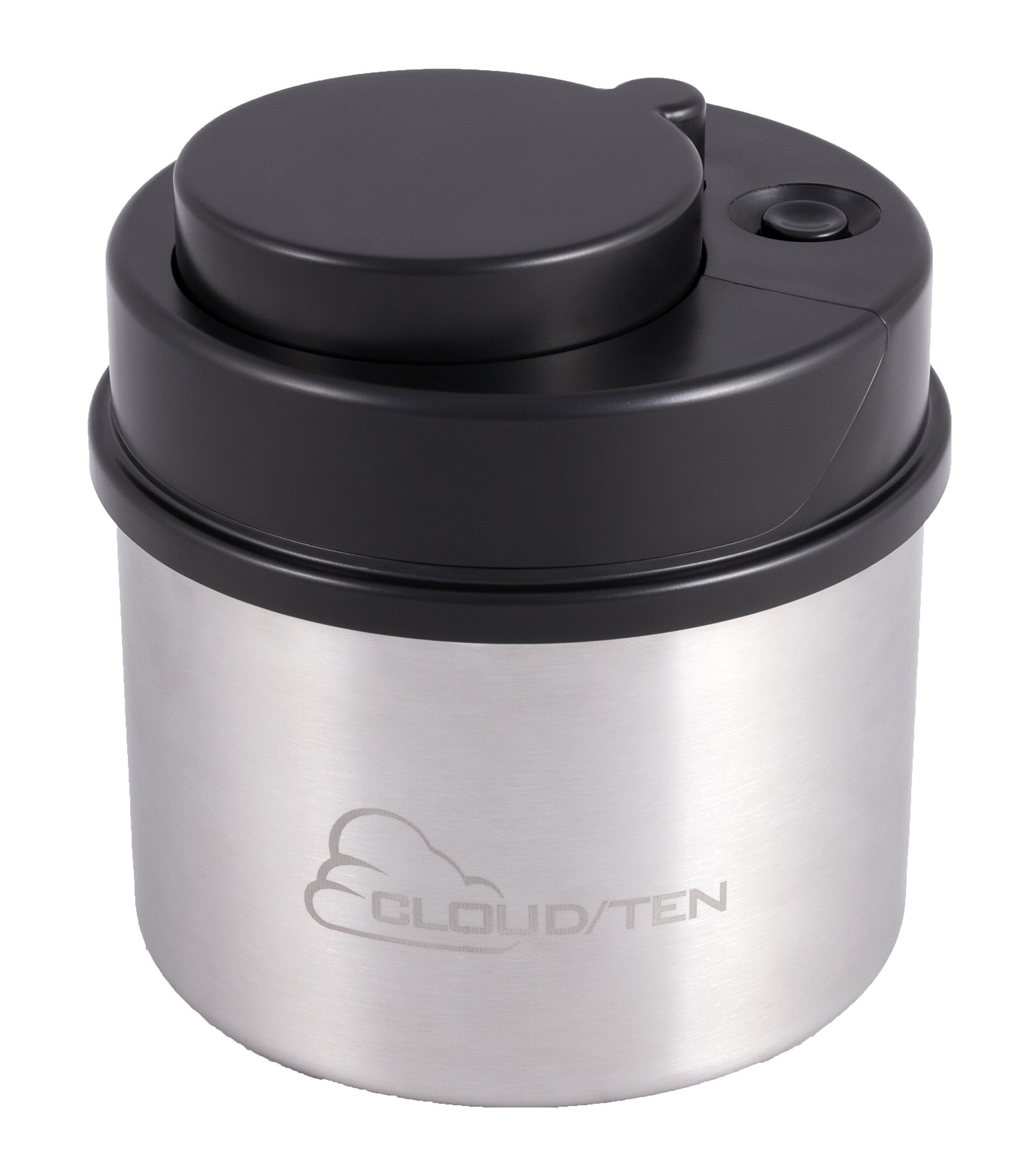 Cloud Ten Dankbank Herb Case Container W Air Vacuum Seal Uv Smell Proof