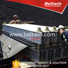Beltwin CE hot press plate vulcanizer equipment for rubber conveyor belt