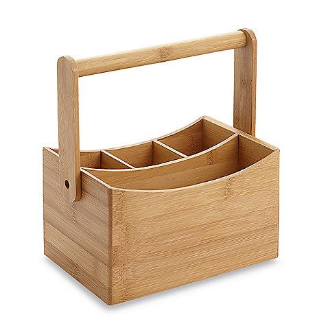 Heißer Verkauf! Bambus Besteck Caddy/halter - Buy Bambus Besteck ...