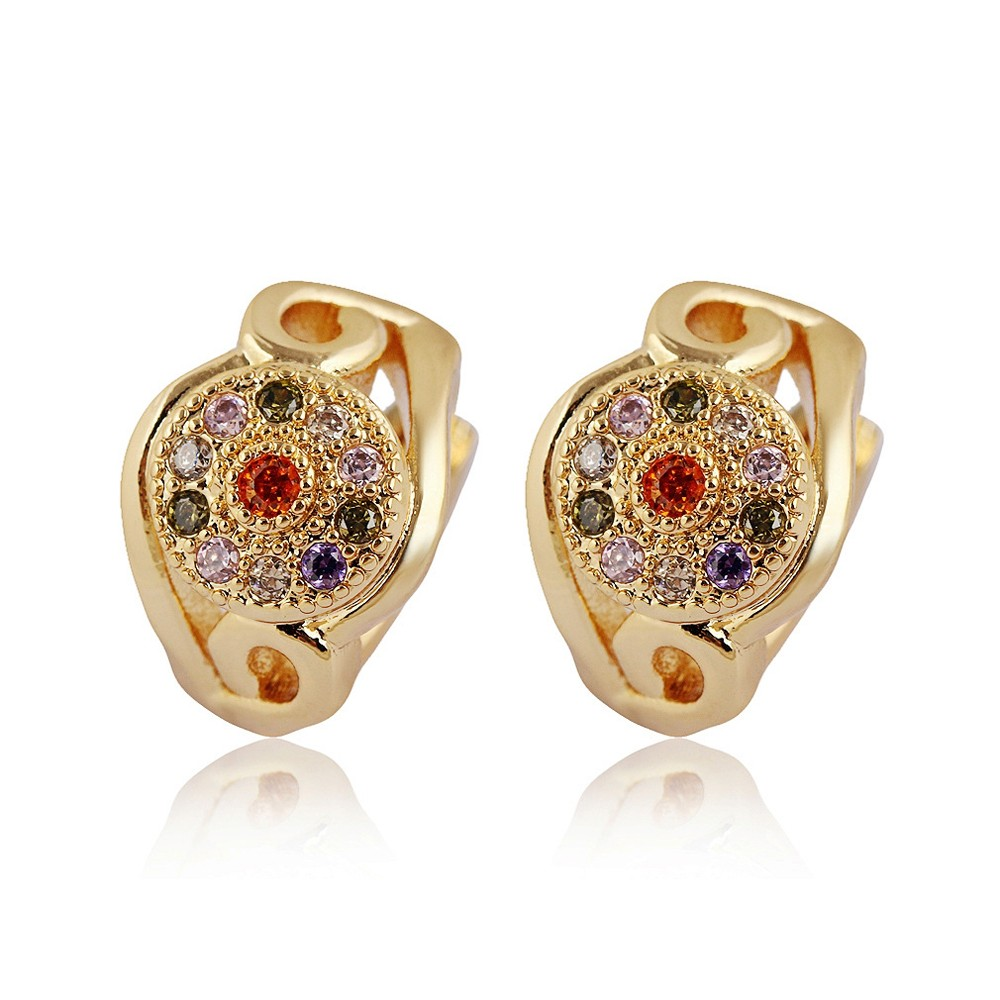 gold stone simple suppliers com cz earring manufacturers for and color at earrings alibaba women showroom latest designs