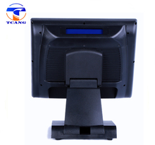 2018 15 inch plastic restaurant cheap billing pos machine / retail pos system