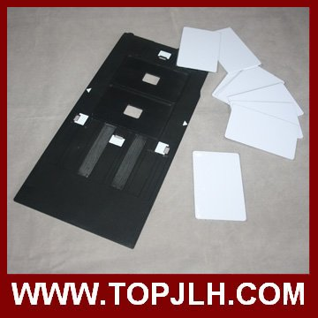 PVC ID Card Tray For Epson T60 T50