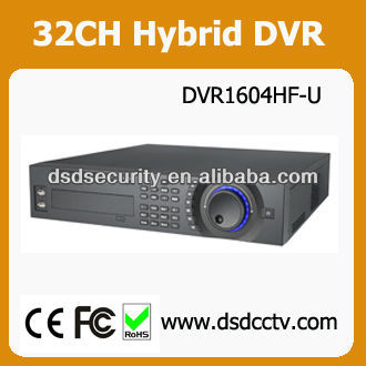 Dahua Best Security DVR H.264 Digital Video Recorder DVR1604HF-U