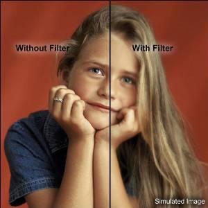 Tiffen 3 Lindahl Warm Soft//fx 2 Filter for 3 Lindahl Holder