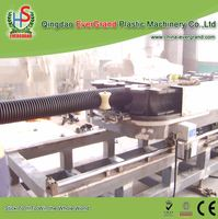 Double Wall Pp Corrugated Drainage Pipe Extrusion Line Corrugation Pipe Production Machine