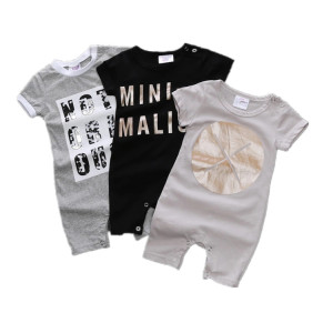New Product 2018 Baby Boy's Clothes Romper For Newborn Infant Clothing