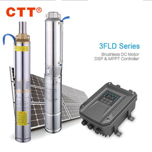 centrifugal multistage cheap 1 hp dc submerssible solar pump kit china