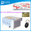 Table Top Small Industrial Laser Engraver for Kinds of Gifts or Craft,Automatic Digital Portable Laser Jewelry Engraving Machine
