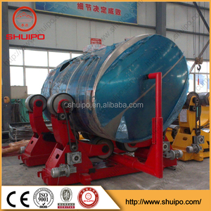 steel pipe welding turning roll tank welding rotator
