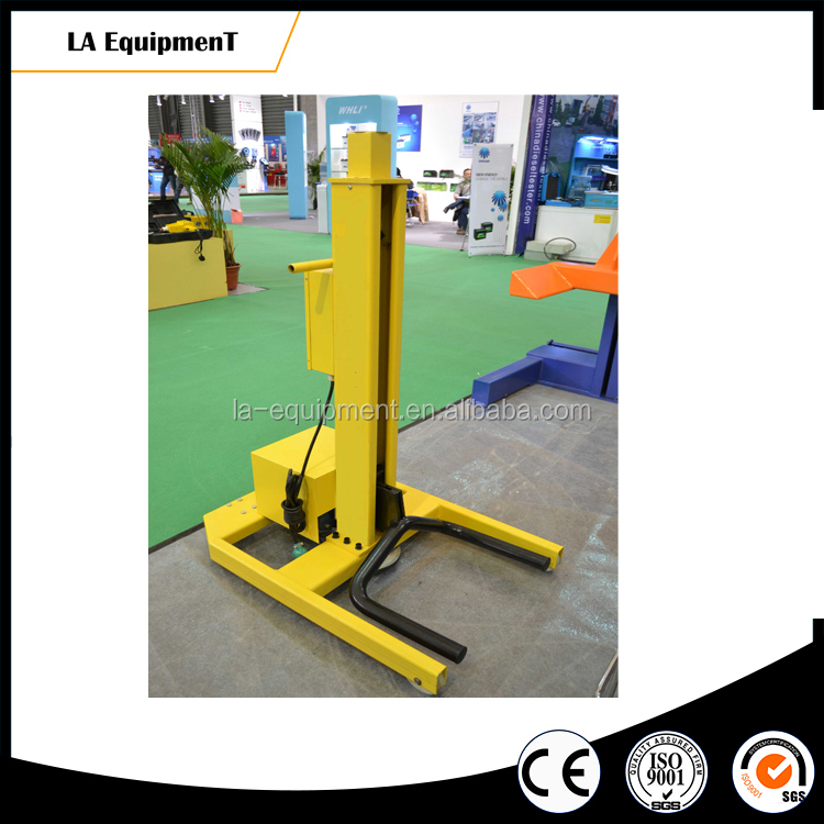 Portable Single Post Car Lift Buy Movable Single Post Car Lift