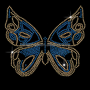 0e729c058 Butterfly Rhinestone Hotfix, Butterfly Rhinestone Hotfix Suppliers and  Manufacturers at Alibaba.com