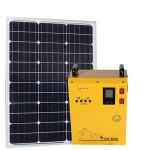 High quality 300w 600w 1000w 1500w all in one solar power system home Solutions