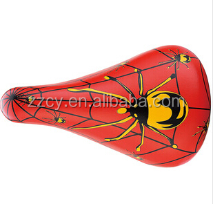 hot sale color kid bicycle saddle/bike spare parts