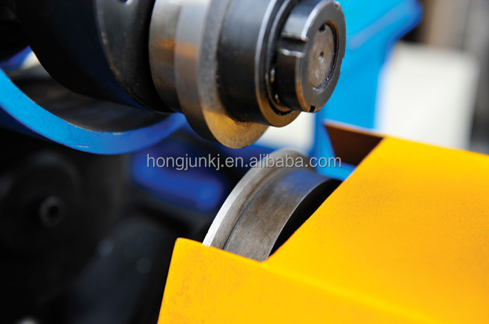 Spiral tube foming machine -----HJTF1500F(roll shears)